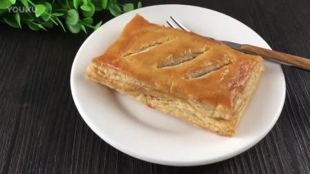 蛋糕卷开裂的五大原因 千层肉松派的制作方法bn0 君之烘焙视频教程全集