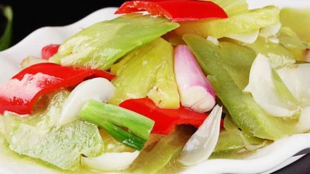 家常菜谱菠萝百合炒苦瓜的营养美味做法