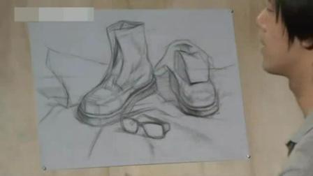 素描初学者用什么铅笔 简单静物素描步骤图片 水彩入门教程步骤图