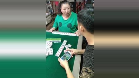 虎逼姑爷和丈母娘打麻将, 一晚上赢回聘礼钱! 却不料老丈人不认账