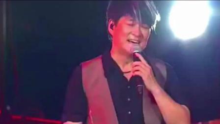 周华健经典歌曲《花心》, 自带电音的嗓子, 这才叫歌曲!