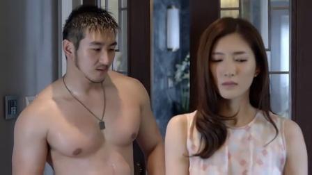 好先生:江疏影交新男朋友,这身材也太好了,刚洗完澡湿身出浴~