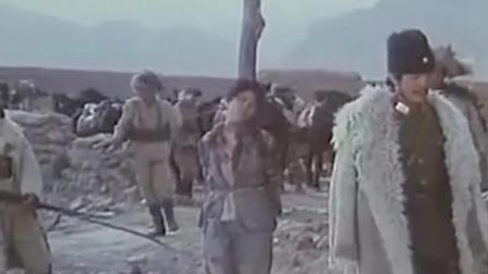 《祁连山的回声下》桑吉重伤,路上不幸遇敌,蛮妞!