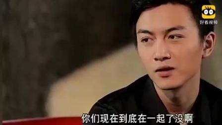 陈晓被主持人问及赵丽颖, 一段话太耿直, 只能说两人可惜了!