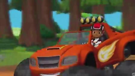 旋风战车队: 克莱色被自己做的踢飞机器踢飞了, 这太离谱了吧