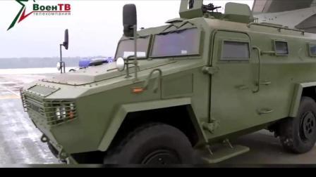 白俄罗斯的中国装甲车到货, 爱不释手还专门拍个电视片!