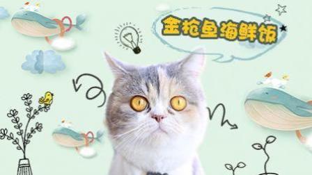 宠爱厨房 第一季 超萌猫咪自制金枪鱼海鲜饭