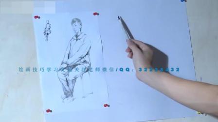 速写人物比例动漫人物速写教程图片, 鲍伯鲁斯油画教程, 速写教程 孙浩 pdf如何学素描