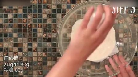 蛋糕裱花教学视频简单易做的草莓冰淇淋蛋糕, 喜欢收好! 烘培王