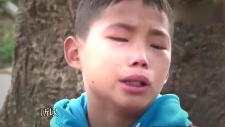 变形计最可怜的孩子, 父母因杀人入狱, 他靠捡垃圾养活四个弟妹!