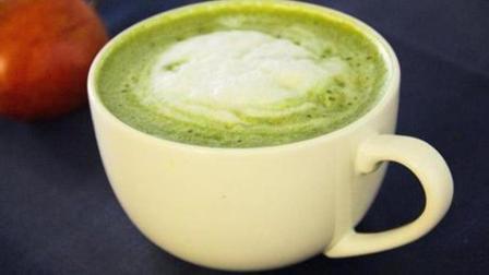 一分钟学会抹茶奶绿新做法, 比奶茶店还好喝, 主要是很简单!