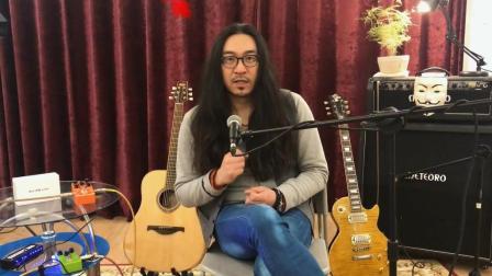 电吉他微教学11《新手选购电吉他音箱常识》吉他饭饭君