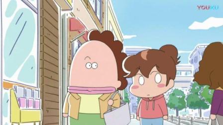 新我们这一家:妈妈和蜜柑逛超市,连脱掉工作服的店员都不认识