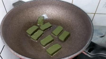 怎么吃都不会腻的绿茶糕, 清新又美味!