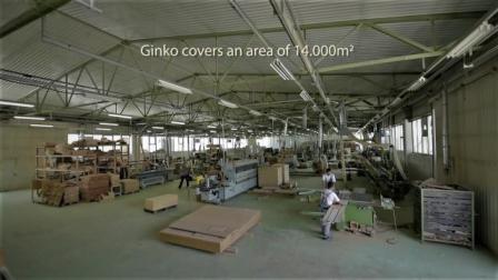 四分钟带你参观一家 制造实木家具的 国外木工厂 水曲柳家具