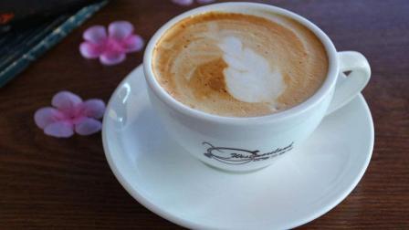 在家做杯咖啡摩卡玛奇朵, 做法简单味道好喝, 一杯咖啡一下午