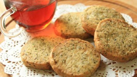 做饼干时加点它, 做出来的饼干香喷喷, 酥脆可口!