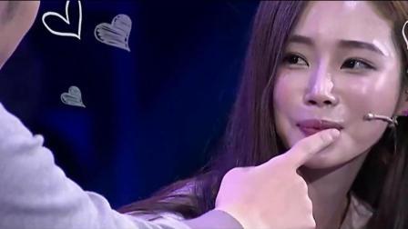 韩国女生告白: 男生的手碰了女生的嘴是要结婚的, 男嘉宾当场吓懵