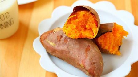 冬天常吃红薯还能减肥? 红薯的3种食疗效果, 一起告诉你