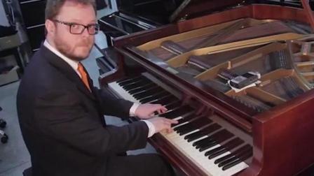 【音乐】你能听出便宜和昂贵的钢琴之间的区别?