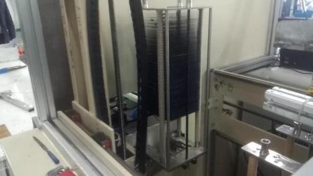 硅片插片机