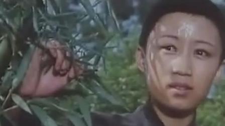 《祁连山的回声下》灵机一动,带头剪短发,混淆敌军装男兵
