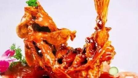 五星大厨教你糖醋鲤鱼最好吃的做法, 简单易学, 过年吃这个倍有面