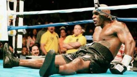 泰森最后的战役既然这么狼狈, 各种原因让泰森必须输掉比赛