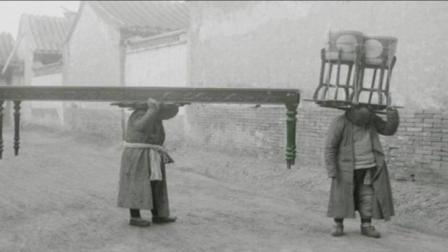 一组晚清老照片, 可以直观的看到清朝人的样貌和生活场景!