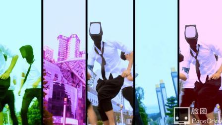 脸团: 易烊千玺跳舞很棒? 我怎么觉得还没有EXO的摄影师跳得好了?