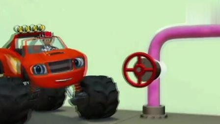 旋风战车队: 飙速拯救了工厂, 飙速厉害!