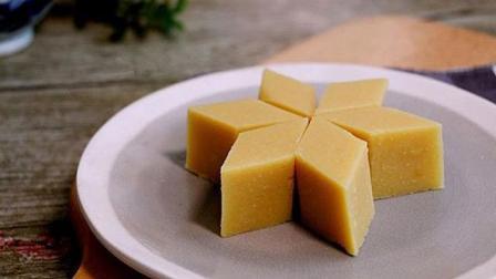 老豌豆黄, 宫廷小吃, 慈禧的最爱, 做法简单、吃一次忘不了