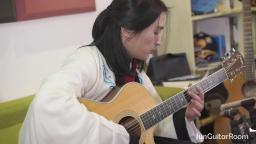 叶锐文吉他独奏改编 红楼梦 之《秋窗风雨夕》