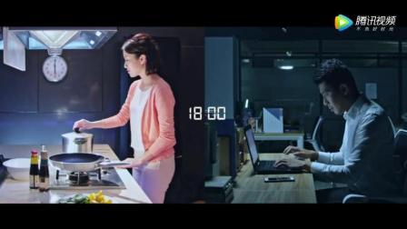 超暖心! 分屏创意广告《陪伴的时差》