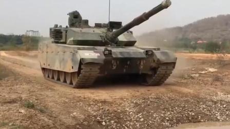 泰国陆军为啥中意中国VT4坦克? 这个优势让它吊打T84M!