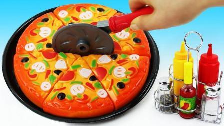 七彩培乐多魔力变身Pizza比萨饼? 创意DIY视频教程送给你