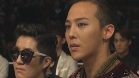 Bigbang权志龙这个小动作告诉你为啥他能成为巨星!