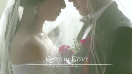 【青禾影视】[婚礼影像]八年之恋