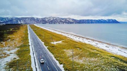 穿越雪国的公路旅行【陈小羊旅拍之冬季北海道自驾】
