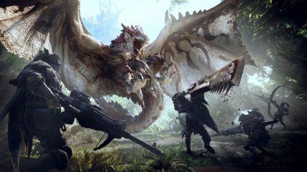 【红叔】夕阳红老年狩猎日记 Ep.16 狩猎雄火龙丨怪物猎人:世界