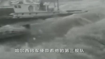 美国航母军舰受损上百战机遭破坏, 八百人伤亡, 遭遇史上最大重创!