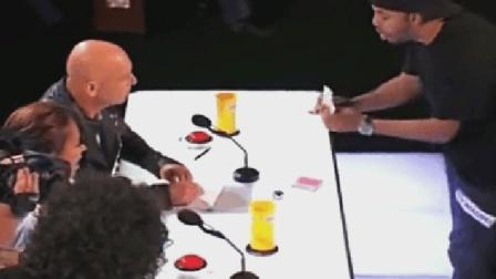世界达人秀: 就是这个魔术让他赢得百万美金, 刘谦都弱爆了