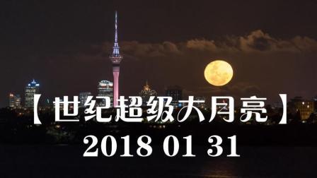 【2018-01-31超级月亮】金叔去打月亮