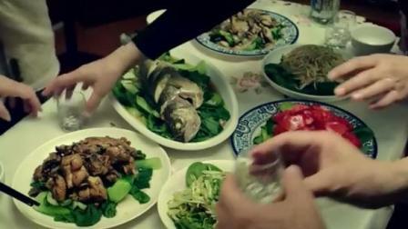 母亲为何做菜用青菜打底: 上面是爱情, 下面是婚姻