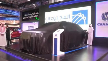 迪拜车展上的中国制造, 拉开遮车布的一刻才知道什么叫做惊艳,