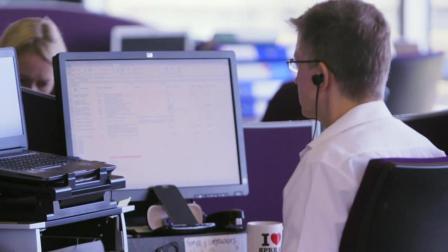 NGA HR 予力全球员工, 通过迁移到 Office 365 来提高数据安全性