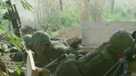 我们曾经是战士这一场越战打得火水火热, 看那绝望的眼神, 好无助