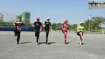 鬼步舞教学基础舞步, 鬼步舞视频高清, 广场舞鬼步舞32步大全练鬼步舞时如何准确跟伴