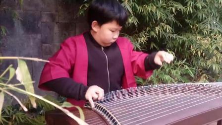 古筝井冈山上太阳红 上海音乐学院考级曲