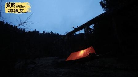 """最浪漫的睡法, 海拔3700米高山上出现了一个""""荒野吊床"""", 太唯美了"""